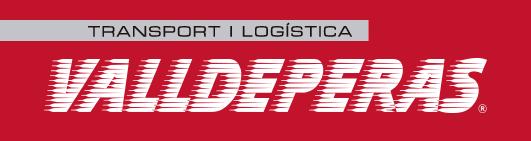 Valldeperas - Transport i logística